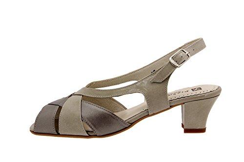 Scarpe donna comfort pelle Piesanto 2014 sandali comfort larghezza speciale
