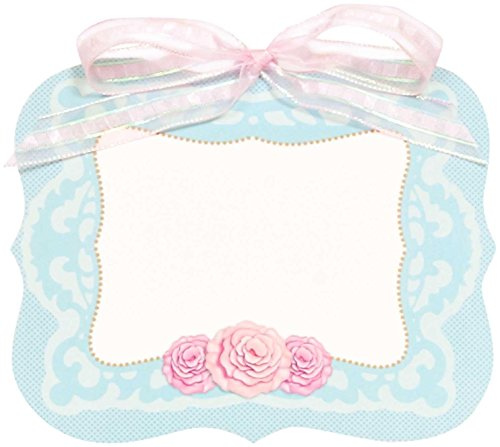 Birthday Express - Let Them Eat Cake Place Cards with Ribbon