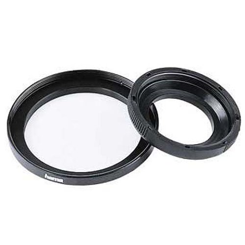 Hama Filter-Adapter-Ring Objektiv 48,0/Filter 49,0 mm