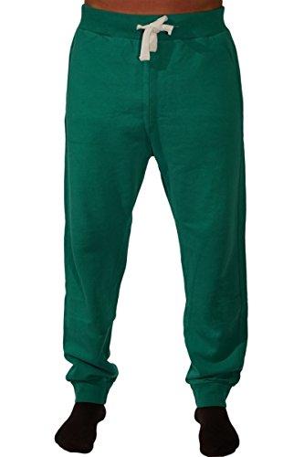 von-dutch-pantalone-felpa-verde-l