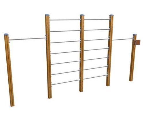 Loggyland Klettergerüst : Loggyland dreier reck gym iii günstig kaufen