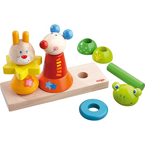 Animal Garden Pegging Game