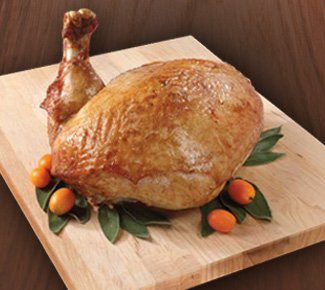 French Cut Turkey Breast (7-9 Lbs.) - Chicago Steak Company - Psg36 front-570384