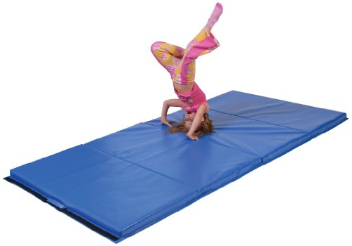 Tumbling Mat 4 X 8 X 2 Blue Made In The Usa Phthalate