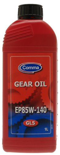 Comma HMG1L EP85W-140 1L Gear Oil