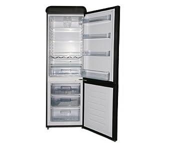 Respekta Kühlschrank Retro : Hot hot hot verkauf respekta ks 190 matt schwarz retro khl
