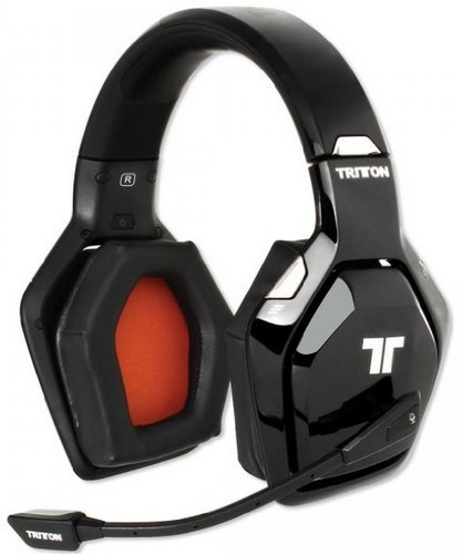 Tritton Warhead 7.1 Dolby Wireless Surround Headset - Xbox 360 Style: Warhead