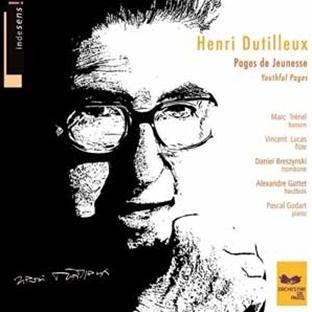 Dutilleux - Hors Orchestre (Chambre, Piano, Mélodies) 41E7dY7vojL