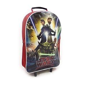 Star Wars Clone Wars Wheeled Bag / Trolley Bag