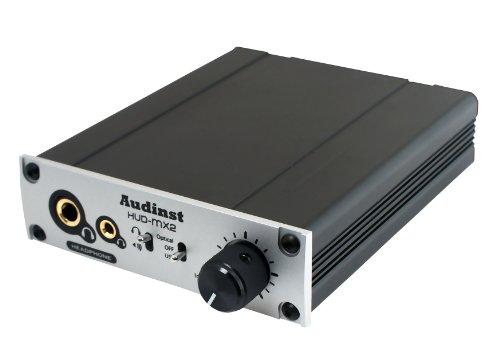 【国内正規品】 Audinst DAC付USBヘッドホンアンプ HUD-mx2