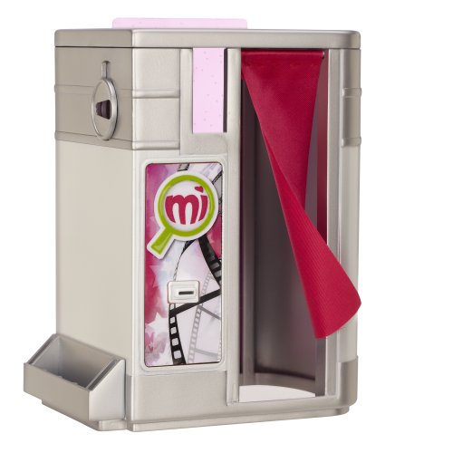 miWorld Universal Feature Photo Booth Playset - 1