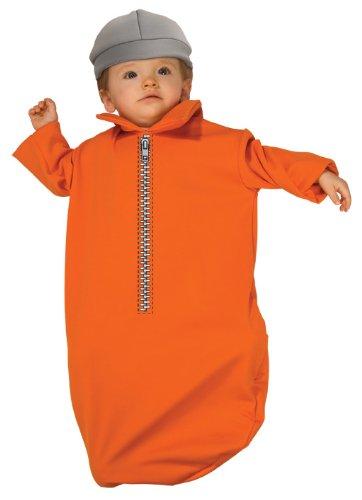 Rubie's Costume Tyke Or Treat Baby Bunting Costume