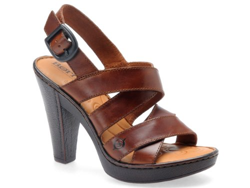 Born Women's Micheline Sandals - Bag Pipe 6