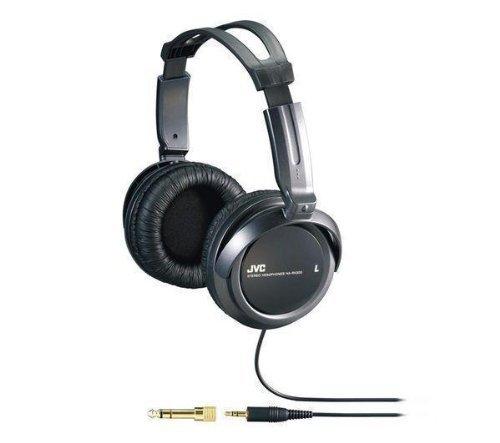 Jvc Harx300 Full-Size Headphones (Black)