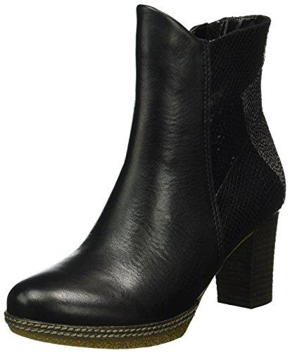 Gabor Shoes Comfort Sport, Stivaletti Donna, Nero (Schwarz Micro), 37.5 EU