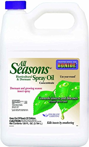 Horticultural Dormant Spray Oil Conc 1 Gal Fruit Trees Vegetables Shrubs Roses (Dormant Oil Spray For Roses compare prices)