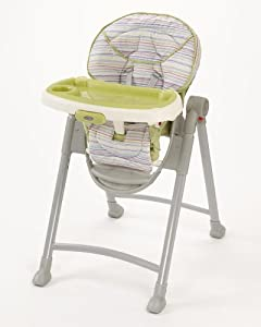 Graco Contempo Multi Position Highchair-Candy Coral 2007