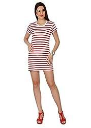The Cotton Company Women's Bogota Dress - Scarlet - M
