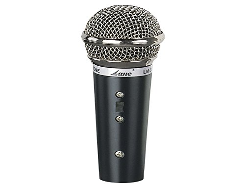 Lane Mini Dynamic Microphone Lm-33 Colorful Karaoke Microphone For Child front-564766