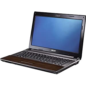 ASUS U43F-BBA6 Notebook Intel Core i5 480M 2.66GHz 14