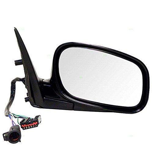 Town Car 98-02 Rear View Mirror Rh, W/O Electrochromic, W/ Memory Right Passenger Side