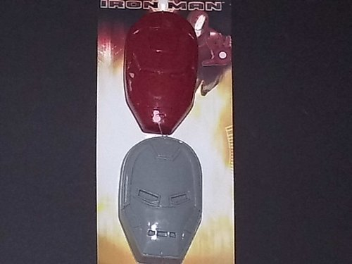 Iron Man Sand Molds - 2 Pack