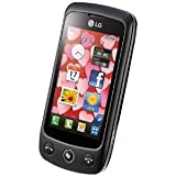 LG GS500 Cookie Plus Unlocked Quad-Band Cell Phone with 3 MP Camera, Touchs ....