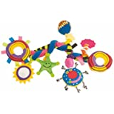 Manhattan Toy Whoozit Big Bang Stroller and Travel Activity Toy