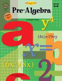 FRANK SCHAFFER PUBLICATIONS PRE-ALGEBRA MATHEMATICAL MINDPRE-ALGEBRA MATHEMATICAL MIND - 1