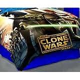 Star Wars Clone Wars Comforter - Twin