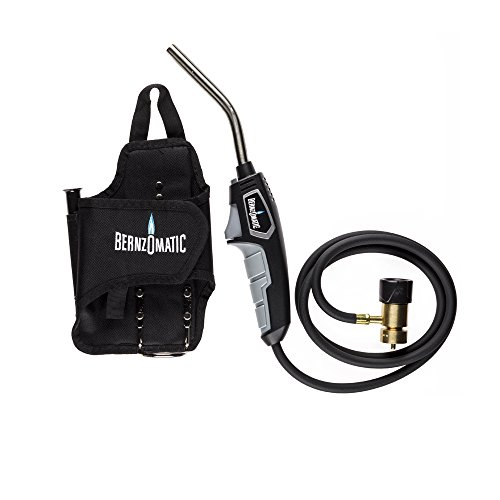 Bernzomatic BZ8250HT Trigger-Start Hose Torch (Propane Torch Extension compare prices)