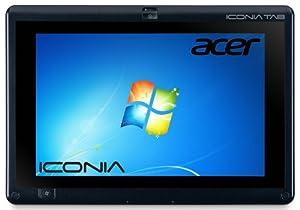 Acer Iconia Tab W500 25,7 cm (10,1 Zoll) Tablet-PC (AMD C-60, 1GHz, 2GB RAM, 32GB SSD, AMD HD 6290, Win 7 HP) inkl. KeyDock