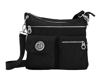 Baggallini  Big Sydney Bag,Black,One Size