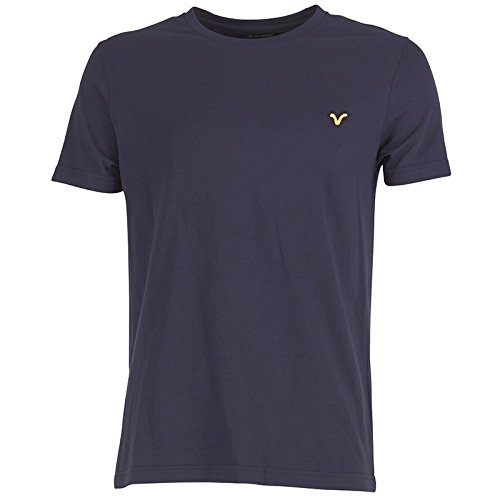 Voi Jeans Herren Hartford T-Shirt Navy - L To Fit Chest 38-40 Euro Large