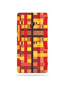 alDivo Premium Quality Printed Mobile Back Cover For Nokia Lumia 540 / Nokia Lumia 540 Printed Mobile Case (3D174-3D-O10-NL540)