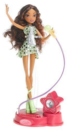 Buy Low Price Mattel Winx Club Singsational Magic Layla of Winx Club Figure (B000BVB3OK)