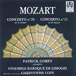 W.A. Mozart Concertos pour piano Nos....