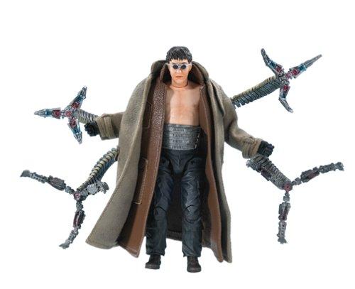 Dr Octopus - Spiderman 2 Movie Figure