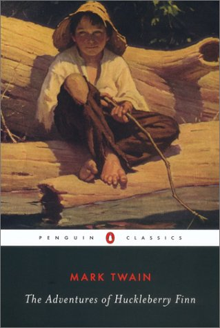 Cover of The Adventures of Huckleberry Finn (Penguin Classics)
