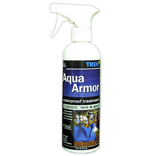 Aqua Armor Fabric Waterproofing Spray for Tent & Gear, 16 Oz photo