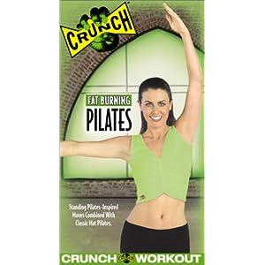 Crunch Fat Burning Pilates