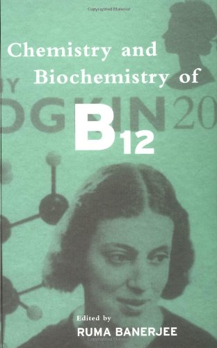 Chemistry And Biochemistry Of B-12