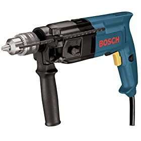 Bosch 1194AVSRK 8 Amp 1/2-Inch Hammer Drill