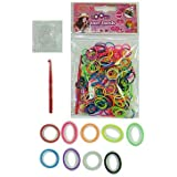 DIY Loom Bands - Recharge Elastiques - Pack Multicolores