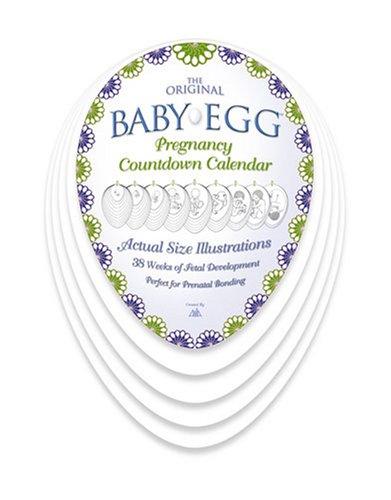 BABY-EGG Pregnancy Countdown Calendar