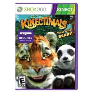 Microsoft Xbox 3PK-00001 Kinectimals with Bears X360