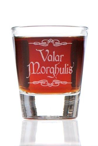 Valar Morghulis Shot Glass