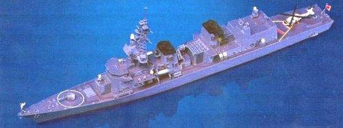 ピットロード 1/700 護衛艦 はるさめ J19