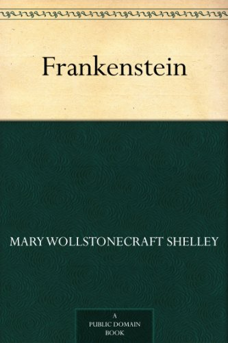 Frankenstein | freekindlefinds.blogspot.com