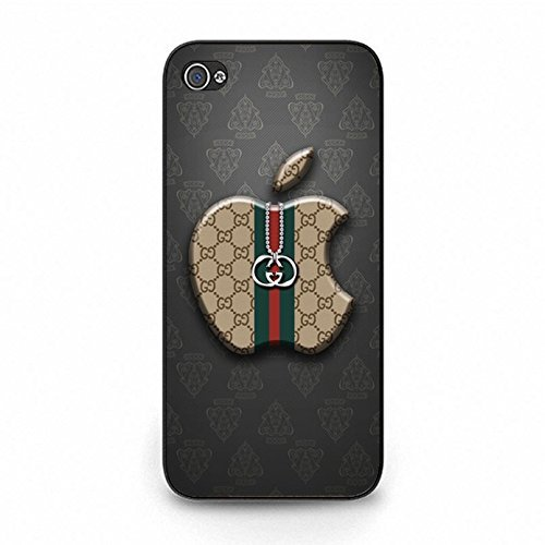 Luxury Series Gucci Logo Protective Case Cover Classic Fashion Gucci and Apple Phone Case Snap On Iphone 6 Plus/6s Plus 5.5 Inch GUCCI Logo Design